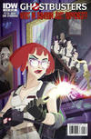Cover for Ghostbusters: What in Samhain Just Happened?! (IDW, 2010 series) #1 [Incentive Cover]
