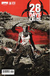 Cover for 28 Days Later (Boom! Studios, 2009 series) #5 [Cover B]