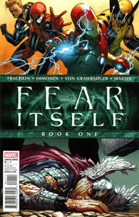 Cover Thumbnail for Fear Itself (Marvel, 2011 series) #1