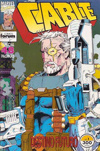 Cover Thumbnail for Cable (Planeta DeAgostini, 1994 series) #1