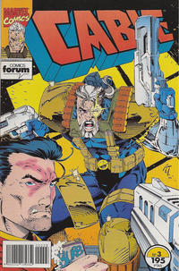 Cover Thumbnail for Cable (Planeta DeAgostini, 1994 series) #3