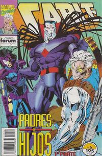 Cover Thumbnail for Cable (Planeta DeAgostini, 1994 series) #6
