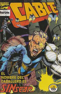 Cover Thumbnail for Cable (Planeta DeAgostini, 1994 series) #5