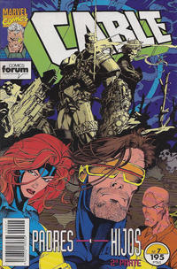 Cover Thumbnail for Cable (Planeta DeAgostini, 1994 series) #7