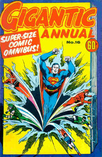 Cover Thumbnail for Gigantic Annual (K. G. Murray, 1958 series) #16