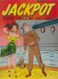 Cover Thumbnail for Jackpot (Youthful, 1952 series) #v1#12