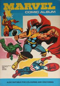 Cover Thumbnail for Marvel Comic Album (World Distributors, 1975 series)