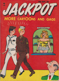 Cover Thumbnail for Jackpot (Youthful, 1952 series) #v1#10