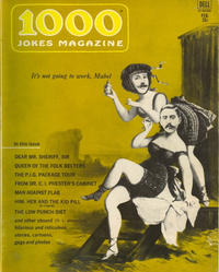 Cover for 1000 Jokes (Dell, 1939 series) #116