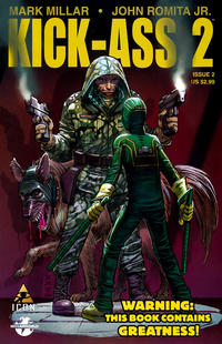 Cover Thumbnail for Kick-Ass 2 (Marvel, 2010 series) #2
