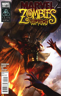 Cover Thumbnail for Marvel Zombies Supreme (Marvel, 2011 series) #2