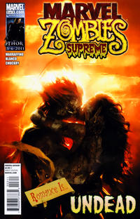 Cover Thumbnail for Marvel Zombies Supreme (Marvel, 2011 series) #3
