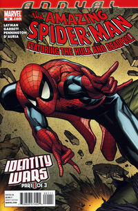 Cover Thumbnail for Amazing Spider-Man Annual (Marvel, 2008 series) #38