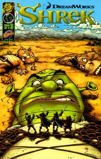 Cover Thumbnail for Shrek (Ape Entertainment, 2010 series) #3