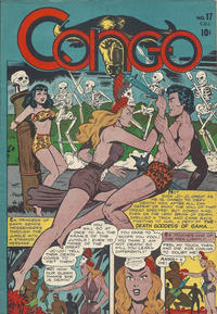 Cover Thumbnail for Congo (Bell Features, 1949 ? series) #17