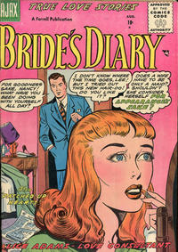 Cover Thumbnail for Bride's Diary (Farrell, 1955 series) #10