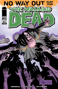 Cover Thumbnail for The Walking Dead (Image, 2003 series) #83