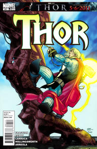 Cover Thumbnail for Thor (Marvel, 2007 series) #621