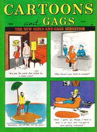 Cover Thumbnail for Cartoons and Gags (Marvel, 1959 series) #v10#3