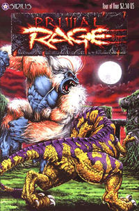 Cover Thumbnail for Primal Rage (SIRIUS Entertainment, 1996 series) #4