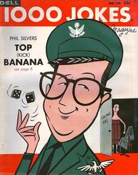 Cover Thumbnail for 1000 Jokes (Dell, 1939 series) #84