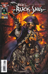 Cover Thumbnail for The Darkness: Black Sails (Image, 2005 series) #1