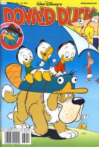 Cover Thumbnail for Donald Duck & Co (Hjemmet / Egmont, 1948 series) #11/2011