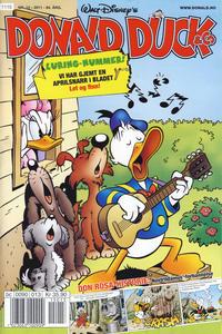 Cover Thumbnail for Donald Duck & Co (Hjemmet / Egmont, 1997 series) #13/2011