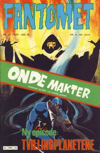 Cover Thumbnail for Fantomet (Semic, 1976 series) #23/1978