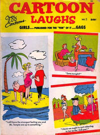Cover Thumbnail for Cartoon Laughs (Marvel, 1963 series) #5