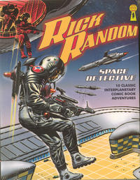 Cover Thumbnail for Rick Random Space Detective (Carlton Publishing Group, 2008 series)
