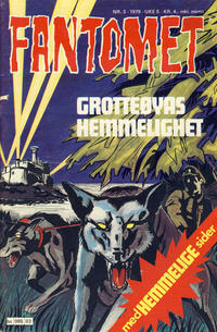 Cover Thumbnail for Fantomet (Semic, 1976 series) #3/1979