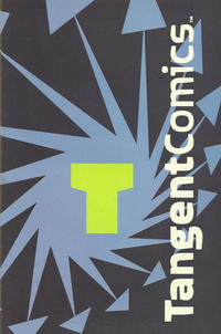 Cover Thumbnail for Tangent Comics Preview (DC, 1997 series)
