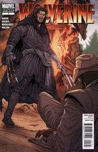 Cover Thumbnail for Wolverine (Marvel, 2010 series) #1 [2nd Print Variant]