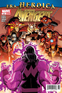 Cover Thumbnail for Los Vengadores, the Avengers (Editorial Televisa, 2011 series) #2