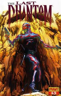 Cover Thumbnail for The Last Phantom (Dynamite Entertainment, 2010 series) #5