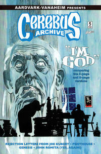 Cover Thumbnail for Cerebus Archive (Aardvark-Vanaheim, 2009 series) #5