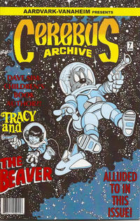 Cover Thumbnail for Cerebus Archive (Aardvark-Vanaheim, 2009 series) #7