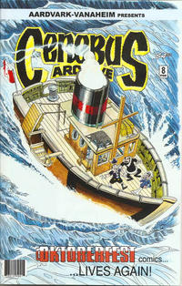 Cover Thumbnail for Cerebus Archive (Aardvark-Vanaheim, 2009 series) #8