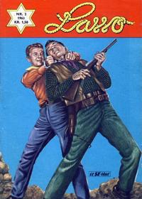Cover Thumbnail for Lasso (Serieforlaget / Se-Bladene / Stabenfeldt, 1962 series) #2/1963