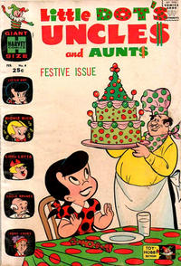 Cover Thumbnail for Little Dot's Uncles and Aunts (Harvey, 1961 series) #4