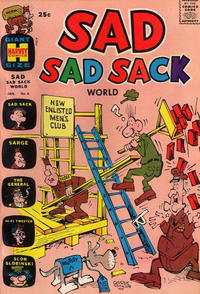 Cover Thumbnail for Sad Sad Sack World (Harvey, 1964 series) #6