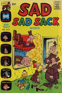 Cover Thumbnail for Sad Sad Sack World (Harvey, 1964 series) #15