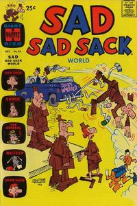 Cover Thumbnail for Sad Sad Sack World (Harvey, 1964 series) #23