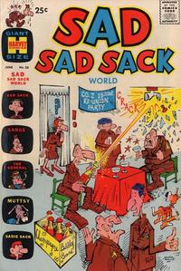 Cover Thumbnail for Sad Sad Sack World (Harvey, 1964 series) #26