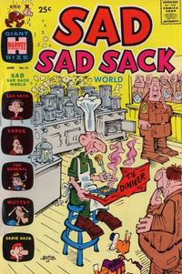 Cover Thumbnail for Sad Sad Sack World (Harvey, 1964 series) #31