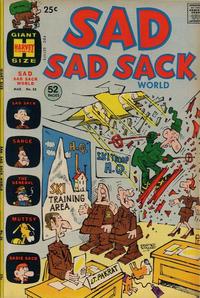 Cover Thumbnail for Sad Sad Sack World (Harvey, 1964 series) #35