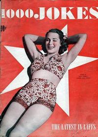 Cover Thumbnail for 1000 Jokes (Dell, 1939 series) #19
