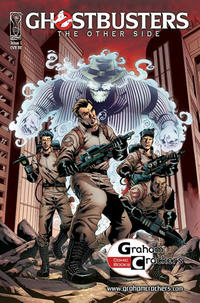 Cover Thumbnail for Ghostbusters: The Other Side (IDW, 2008 series) #1 [Cover RE]