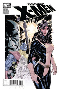 Cover Thumbnail for The Uncanny X-Men (Marvel, 1981 series) #535 [Standard Cover]